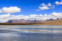 Lago in Bolivia Fotografia Stock Libera da Diritti