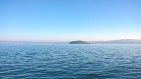 Lago Bolsena Fotos de Stock Royalty Free