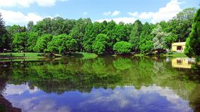 Lago bonito Imagens de Stock Royalty Free