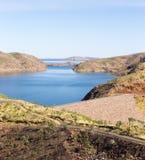 Lago bonito Argyle na Austrália Ocidental fotografia de stock
