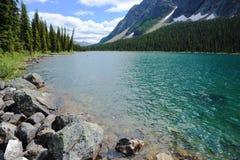 Lago boom Fotografia Stock Libera da Diritti