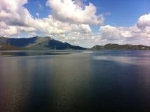 Lago Borovoe em Cazaquistão Foto de Stock Royalty Free