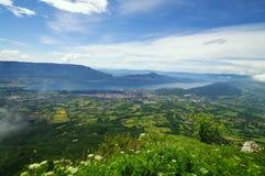 Lago Bourget Immagini Stock
