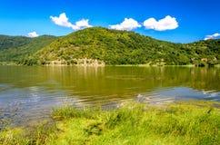 Lago Bovan en Serbia Fotos de archivo libres de regalías