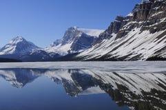Lago bow. Fotografía de archivo