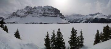 Lago bow Imagen de archivo