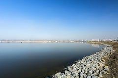 Lago Boyukshor immagini stock