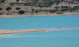 Lago Bramiana Fotografia Stock