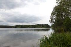 Lago Brombach Imagen de archivo libre de regalías