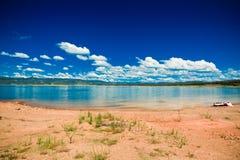 Lago Burrendong Immagine Stock