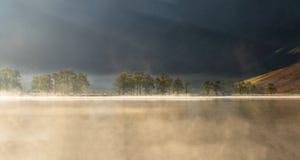 Lago Buttermere, lago Districk, Reino Unido Imagenes de archivo