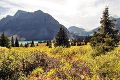 Lago Bw Imagem de Stock