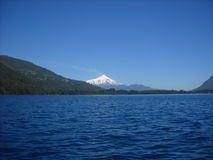 Lago Caburgua Royalty Free Stock Image