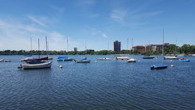 Lago Calhoun Fotografia de Stock Royalty Free