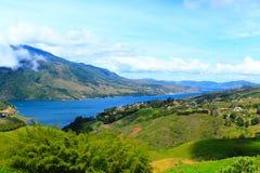 Lago Calima Foto de Stock