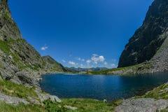 Lago Caltun Fotografia Stock