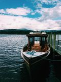 Lago camboyano Imagen de archivo