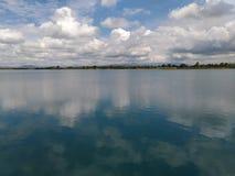 Lago Caramin fotografia stock