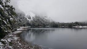 Lago Cascata de los Cantaros Imagens de Stock