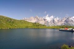 Lago Cavia Imagens de Stock