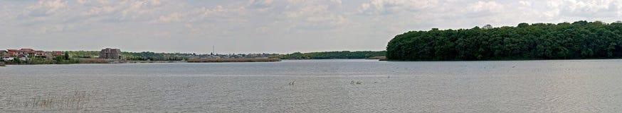 Lago Cernica Fotografia Stock