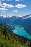 Lago Cheakamus immagine stock