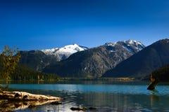 Lago Cheakamus imágenes de archivo libres de regalías