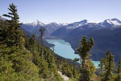 Lago Cheakamus Imagem de Stock Royalty Free