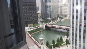 Lago chicago Foto de Stock Royalty Free