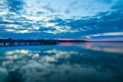 Lago Chiemsee Fotos de Stock Royalty Free