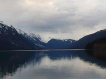 Lago Chilkoot Fotografía de archivo