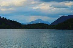 Lago cinco imagenes de archivo