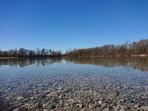 Lago city fotos de archivo libres de regalías