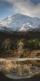 Lago Clair Imagen de archivo libre de regalías