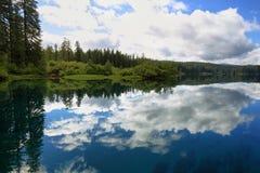 Lago claro, Oregon fotos de archivo libres de regalías