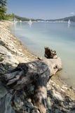Lago clean water Fotografía de archivo libre de regalías
