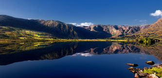 Lago Cloon Immagini Stock