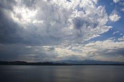 Lago cloud Imagem de Stock