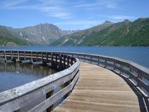 Lago Coldwater Fotos de archivo libres de regalías