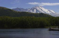Lago Coldwater, Washington Fotografia de Stock