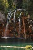Lago colgante Foto de archivo libre de regalías