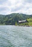 Lago Colibita Foto de Stock