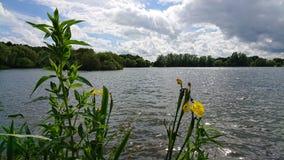 Lago Colwick immagini stock