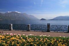 Lago Como Immagini Stock