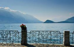 Lago Como Imagenes de archivo