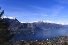 Lago Como Immagini Stock Libere da Diritti