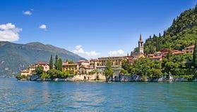 Lago Como Immagine Stock