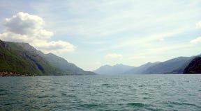 Lago Como Imagem de Stock Royalty Free