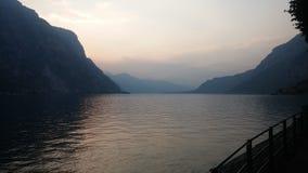 Lago Como Fotografía de archivo
