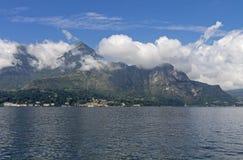Lago Como, Italia Immagini Stock Libere da Diritti